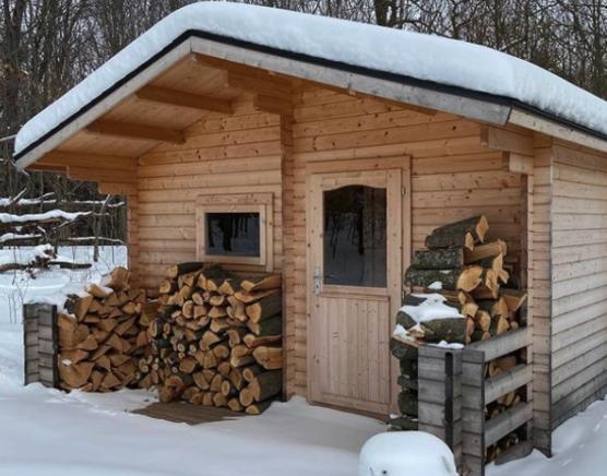 Olympia Cabin Sauna