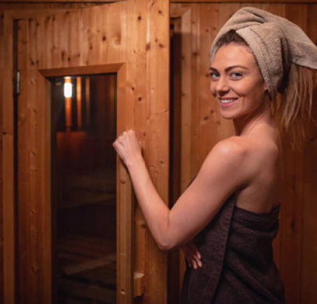 The Skinny on Sauna Weight Loss